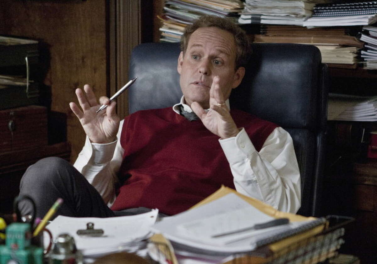 Peter MacNicol of Ghostbuster fame attended the University of Dallas.