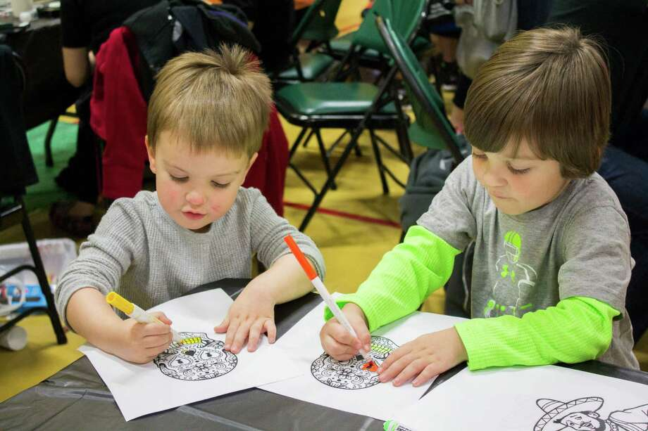 Were you Seen at the Halloween Extravaganza, a benefit for Parsons Child and Family Center's Camp to Belong, held at Siena College in Loudonville on Saturday, Oct. 25, 2014? Photo: Andy Murphy/Siena College Communications