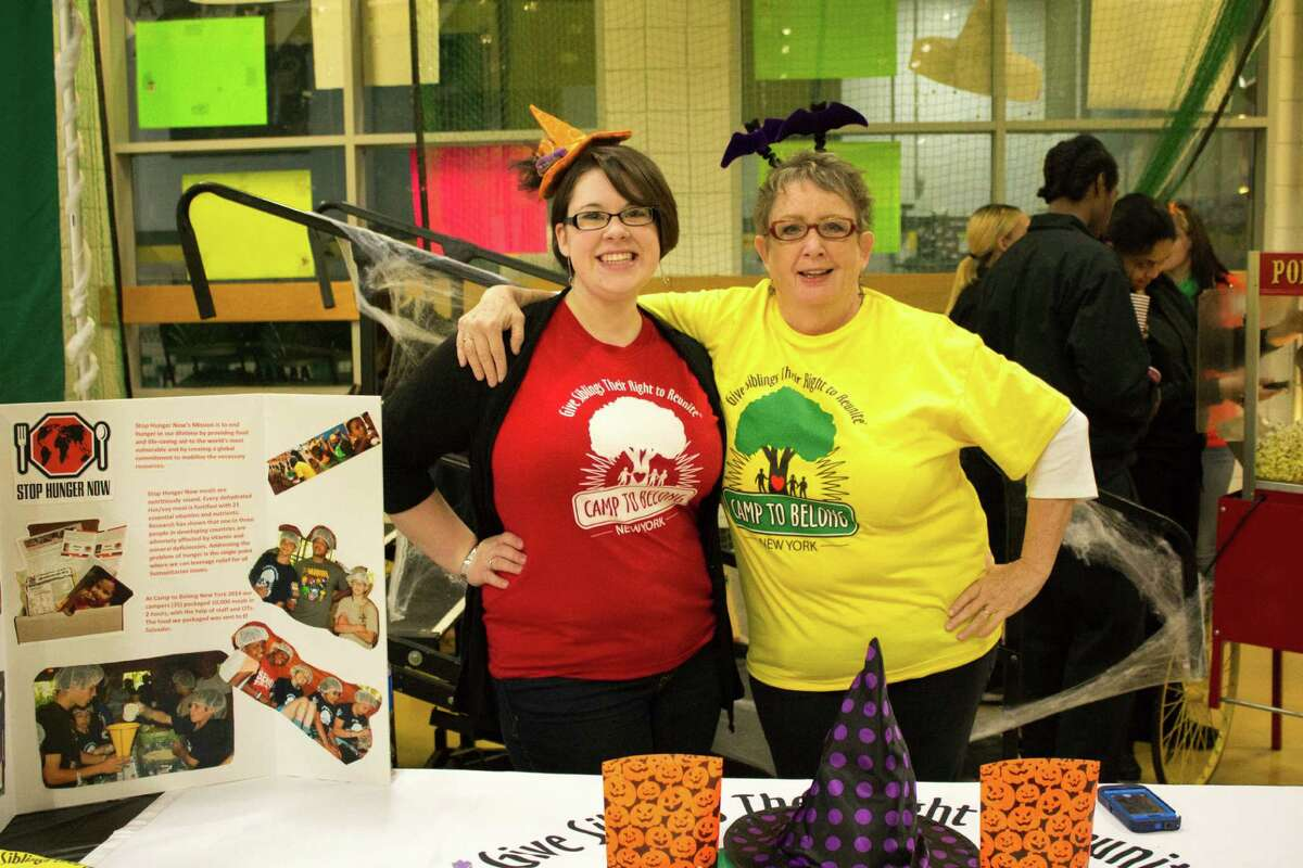 Were you Seen at the Halloween Extravaganza, a benefit for Parsons Child and Family Center's Camp to Belong, held at Siena College in Loudonville on Saturday, Oct. 25, 2014?