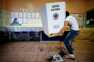 Brazil heads to the polls to elect president - Photo