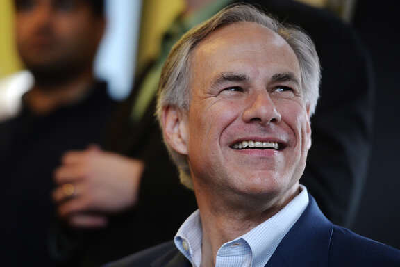 Greg Abbott appears to be headed for an easy victory.