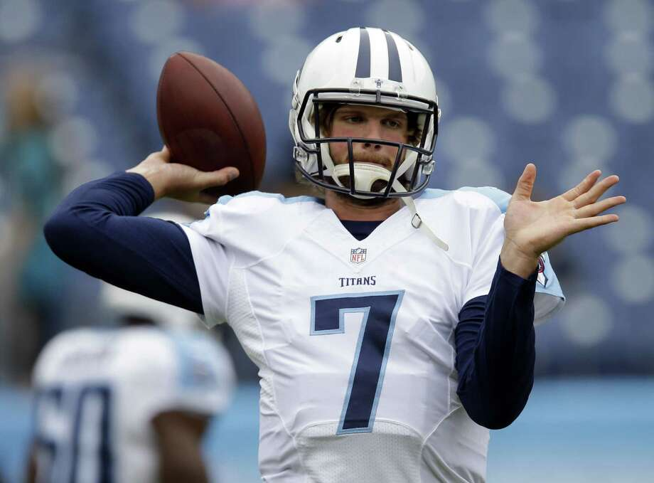 Rookie Zach Mettenberger will become the third quarterback to start for Tennessee this season when he faces Houston. Photo: Wade Payne / Associated Press / FR23601 AP