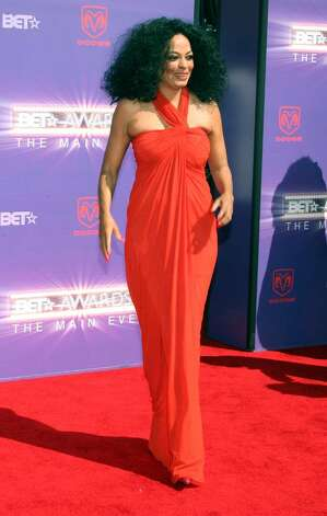 LOS ANGELES, CA - JUNE 26:  Lifetime Achievement Award honoree singer Diana Ross arrives at the 2007 BET Awards held at the Shrine Auditorium on June 26, 2007 in Los Angeles, California.  (Photo by Frederick M. Brown/Getty Images)  *** Local Caption *** Diana Ross Photo: Frederick M. Brown, Getty Images / 2007 Getty Images