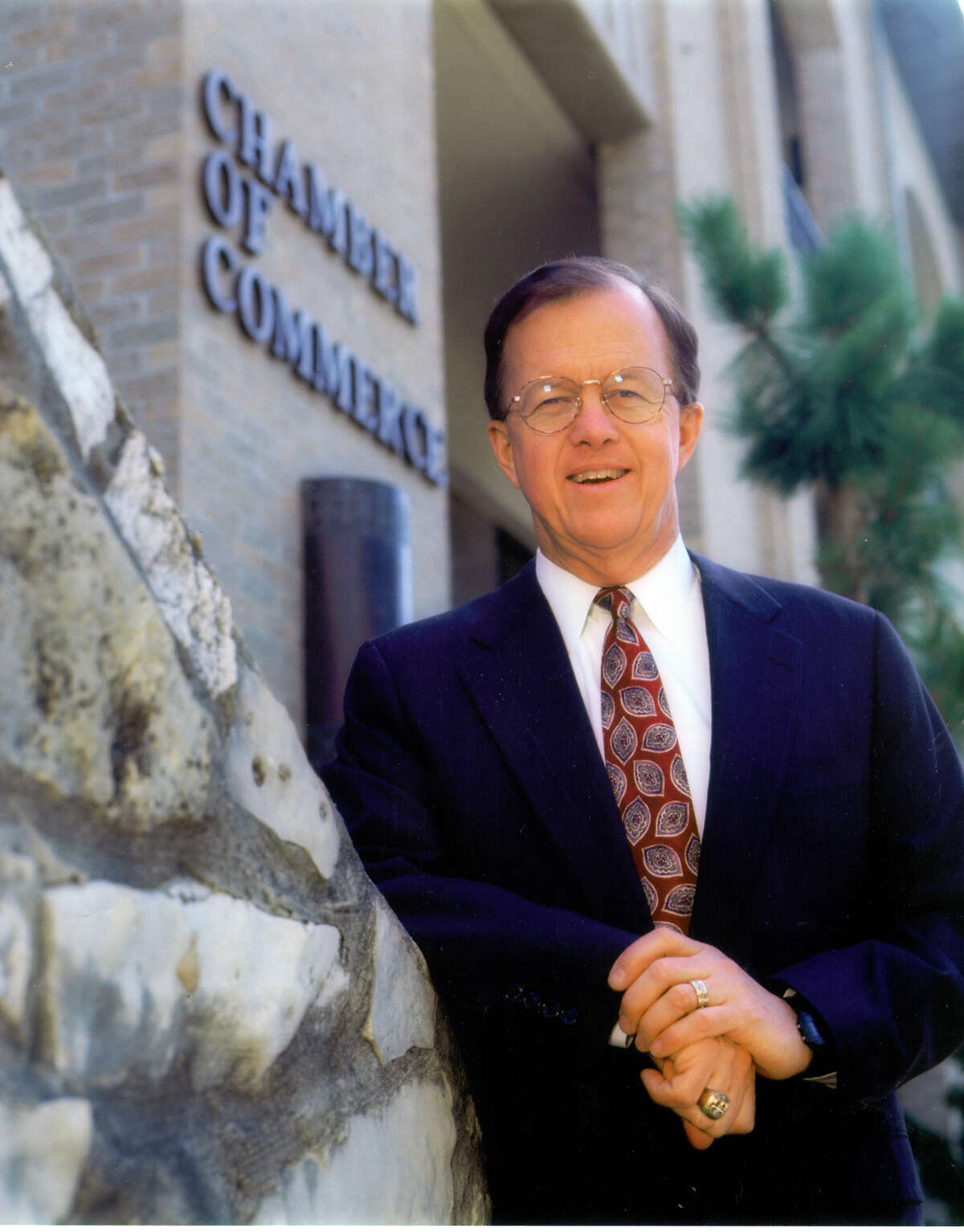 Joe Krier is the city councilman for District 9 and former president and CEO of the Greater San Antonio Chamber of Commerce.