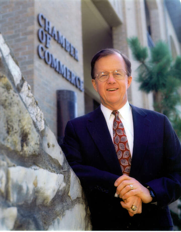 Joe Krier is the city councilman for District 9 and former president and CEO of the Greater San Antonio Chamber of Commerce. Photo: COURTESY PHOTO