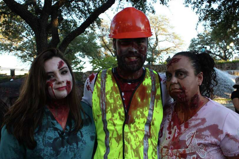 Zombie Walk - San Antonio, Texas - Arts & Entertainment ...