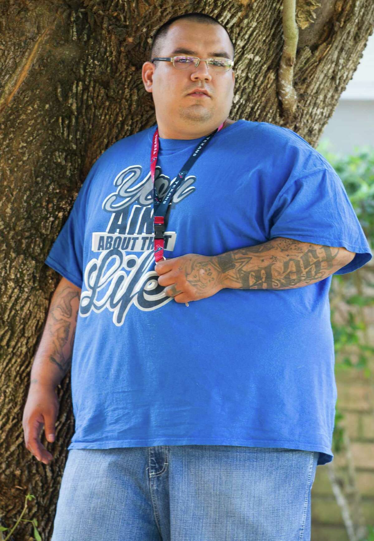 Jacob Estrada was arrested on drug charges in 2006 but freed after his conviction was overturned earlier this year. Now living in Richmond, he is suing the DA.