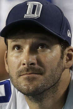 Tony Romo's off-season prediction that he would be better than ever after his surgery is proving true. / AP