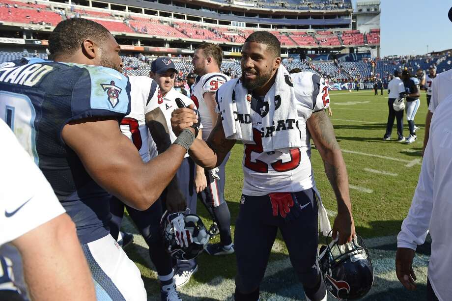 Overall: B The Texans beat a bad team with a rookie sixth-round pick making his first start at quarterback. They'll have to play a lot better to beat Philadelphia. Photo: Mark Zaleski, Associated Press
