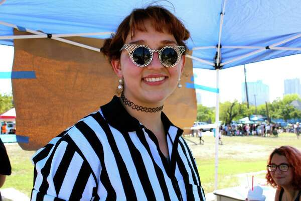Check out who was seen pushing carts during the annual Dignowity Hill Pushcart Derby.