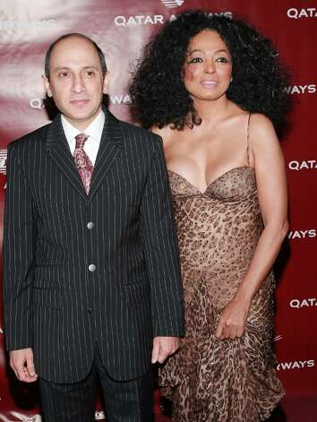 NEW YORK - JUNE 28:  Singer Diana Ross and Qatar Airways CEO Akbar Al Baker (L) attend a Qatar Airways gala to celebrate their inaugural flights to NYC, June 28, 2007 at the Frederick P. Rose Hall - Jazz at Lincoln Center in New York City.  (Photo by Evan Agostini/Getty Images) *** Local Caption *** Akbar Al Baker;Diana Ross Photo: Evan Agostini, Getty Images / 2007 Getty Images