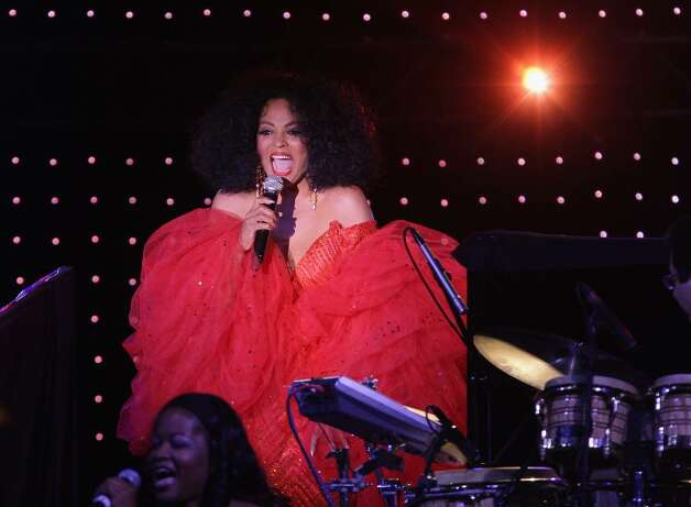 MONTE CARLO, MONACO - JULY 27:  Singer Diana Ross performs on stage during the Red Cross ball on July 27, 2007 in Monte Carlo, France.  (Photo by Pascal Le Segretain/Getty Images) *** Local Caption *** Diana Ross Photo: Pascal Le Segretain, Getty Images / 2007 Getty Images