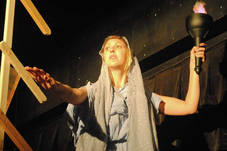 """Trojan Women"" is one of the shows produced by the Sheldon Vexler Theatre that will be honored at the Alamo Theatre Arts Council's Globe Awards. Photo: Courtesy Dylan Brainard"