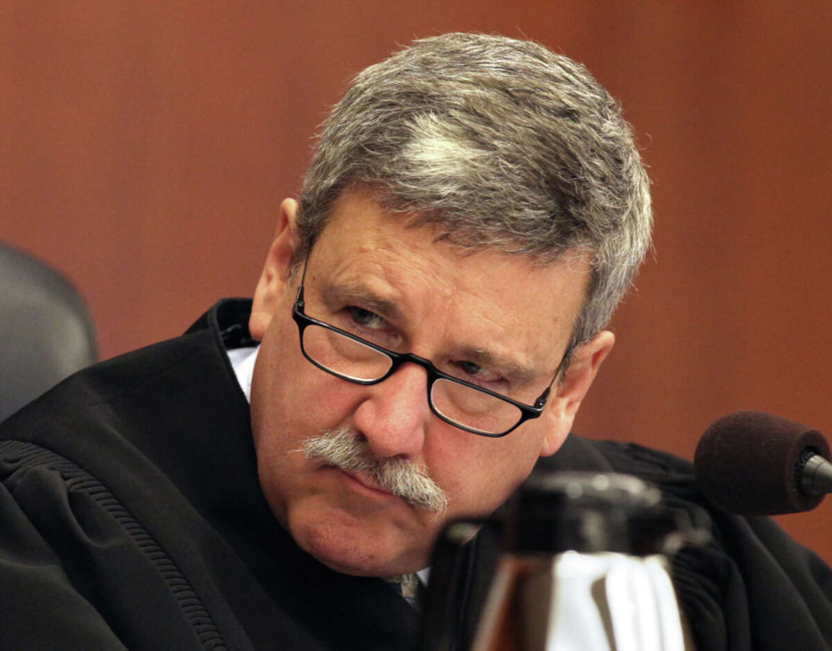 Superior Court Judge Curtis Karnow is one of three of the incumbent judges who received the highest rating,