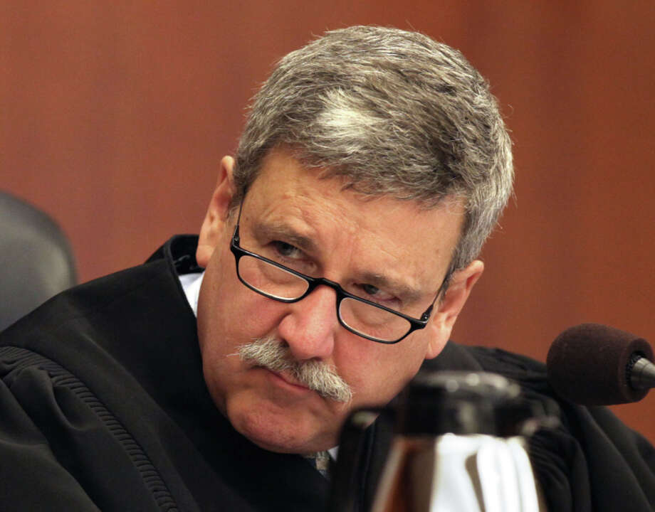 """Superior Court Judge Curtis Karnow is one of three of the incumbent judges who received the highest rating, """"exceptionally well-qualified."""" Photo: Liz Hafalia / The Chronicle / ONLINE_YES"""