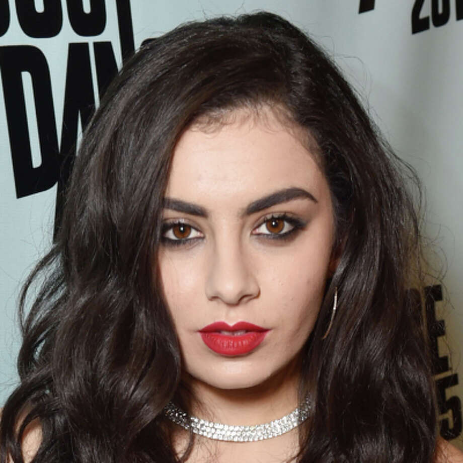 Charli XCX turned to Union Square's Johnny Bueno to style her hair while in S.F. to perform a sold-out show at Slim's on Oct. 25. Photo: John Shearer / Associated Press / Invision