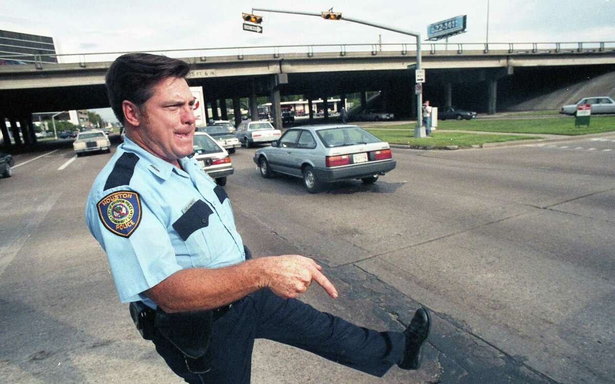 10/22/1985 - Houston Police Officer A.F.
