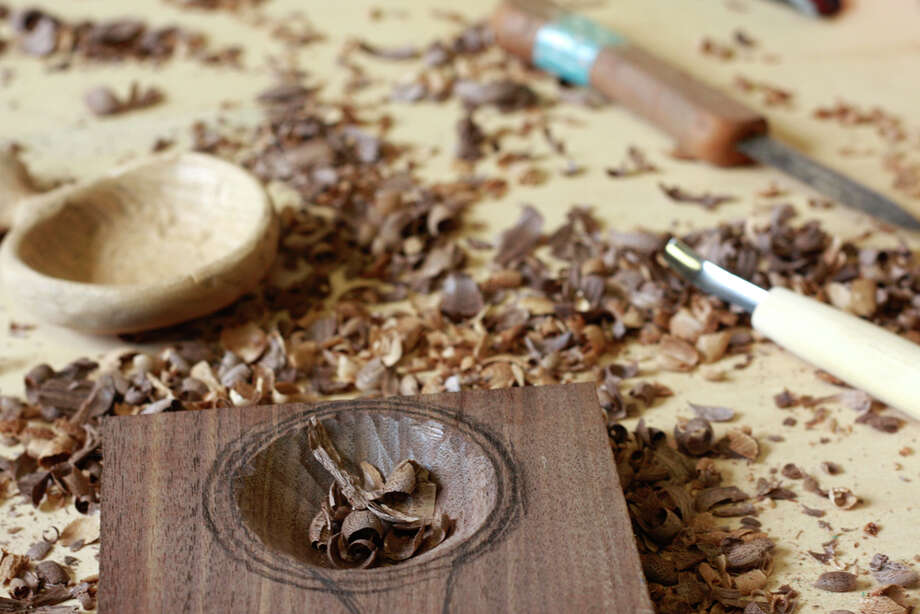 Melanie Abrantes will teach a spoon-carving class Nov. 9 at Pippa and Co. in Alameda. Photo: Melanie Abrantes / ONLINE_YES