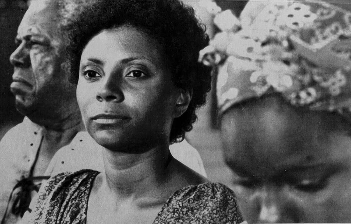 """Leslie Uggams was nominated for an Emmy for her role as Kizzy in the miniseries """"Roots."""""""