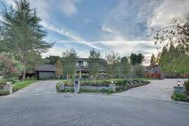 19965 Douglass Lane in Saratoga is a five-bedroom available for $4.499 million.