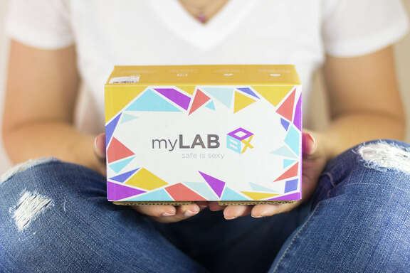 MyLAB Box sells  at-home health testing kits and a sub-scription service that offers testing for a monthly fee.