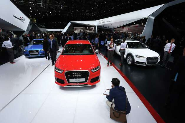 Audi Allroad, A3 and other modelsModel year being recalled: 2013-15Number of vehicles being recalled: 101,938Reason for recall: Failure of front air bags to deploy in a secondary impact. Photo: Balint Porneczi / © 2014 Bloomberg Finance LP.