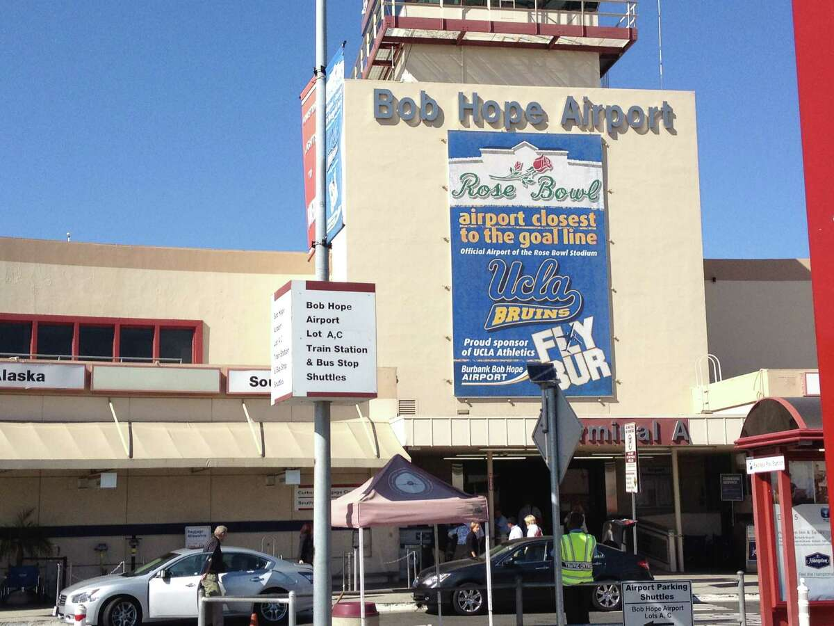 Here's your first tip of the week. If you are ever flying to L.A., don't go through busy LAX. Head for Bob Hope Airport in beautiful downtown Burbank. It's small, quick and very efficient. Went right over to get the Super Shuttle a€?