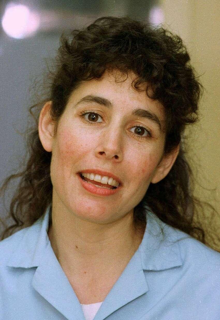 Karla Tucker Tucker was convicted in June 1983 pickax killing of Jerry Lynn Dean, 27, and Deborah Thornton, 32.