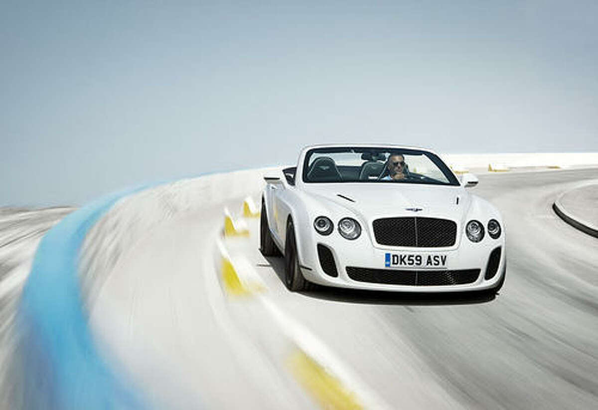 Bentley Supersports Convertible FFV: 12 city, 19 highway, 14 combined. To drive 25 miles, it would cost $6.28. (Photo: Automotive Rhythm, Flickr)
