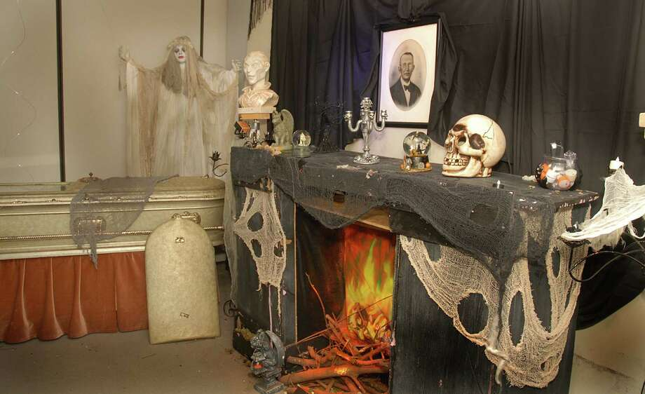 The third annual Haunted House exhibit is underway at the National Museum of Funeral History, 415 Barren Springs Drive in Spring and continues through Nov. 3. Photo: David Hopper, Freelance / freelance
