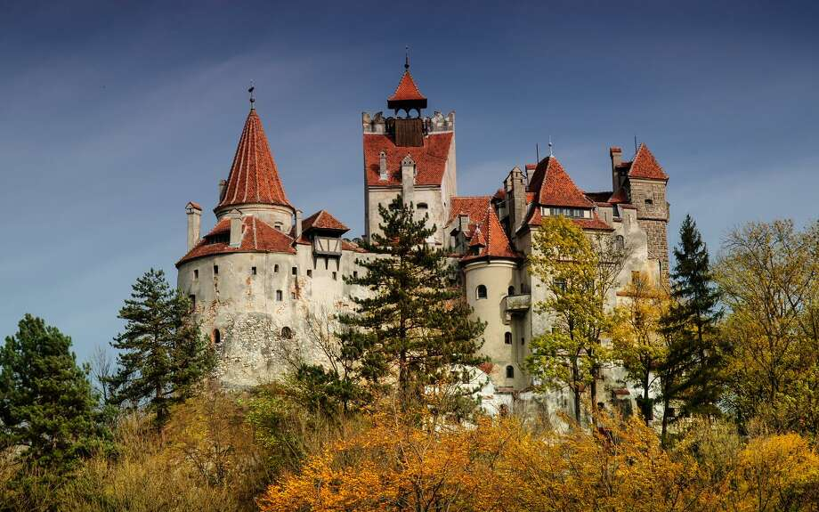 Count Dracula's castle listed at $66M