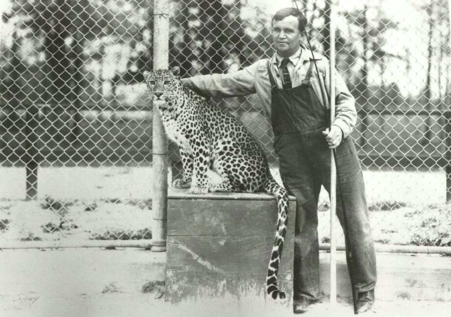 The strange life and afterlife of The Houston Zoo's Hans NagelMost Houstonians probably aren't aware that the Houston Zoo could still be haunted by its former first zookeeper and lion tamer, Hans Nagel, who was shot and killed on premises under questionable circumstances in 1941. This week, as Halloween festivities hit a fever pitch, we look back at one of the city's most popular hauntings. Photo: Houston Zoo  / handout