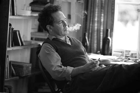 """""""A Poet in New York"""" stars Tom Hollander as  Dylan Thomas, the great Welsh poet who died at age 39 during one of his trips to New York, where he believed he could revive his career."""