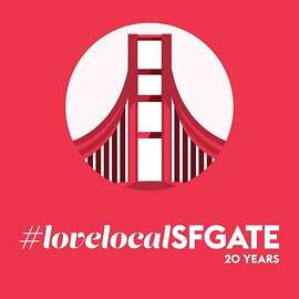 #LoveLocalSF Join our daylong citywide celebration the 20th anniversary of SFGate.com and all things that keep this city weird. Expect art, music, parties, treats and more. Wear red. Various S.F. venues. See website for details. Nov. 5. http://bit.ly/ZJYmWN