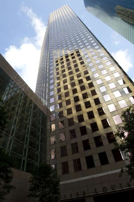 1100 Louisiana. 1,327,000 square feet. 55 stories. Photo: Brett Coomer, Houston Chronicle