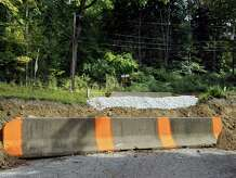 Waller Road in Gaylordsville is closed so the Housatonic Railroad can make repairs to the tracks.
