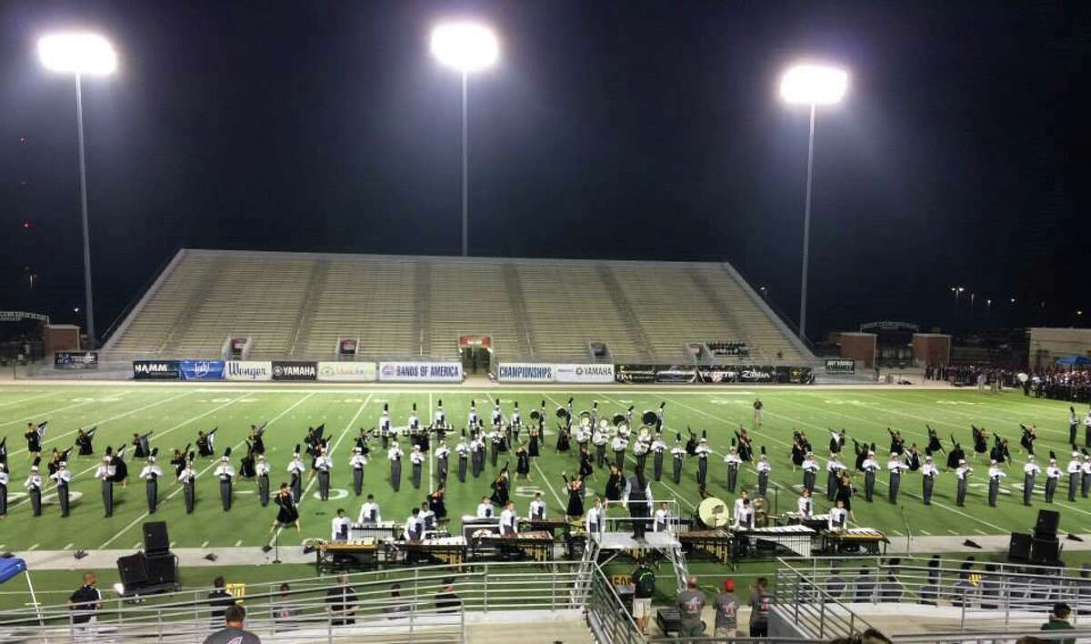 Austin High School Band and Angels dance team are headed to the University Interscholastic League State Championship in San Antonio on Saturday.