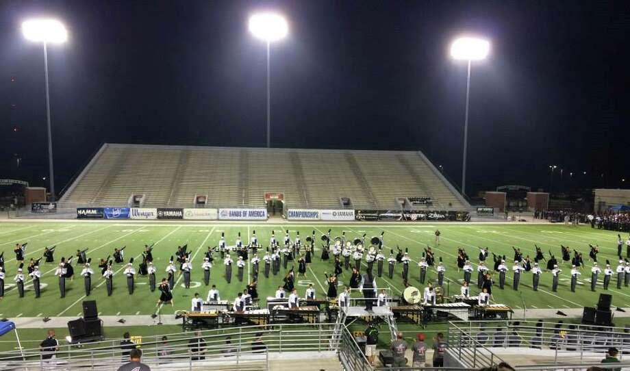 Austin High School Band and Angels dance team are headed to the University Interscholastic League State Championship in San Antonio on Saturday. Photo: Courtesy Austin High School