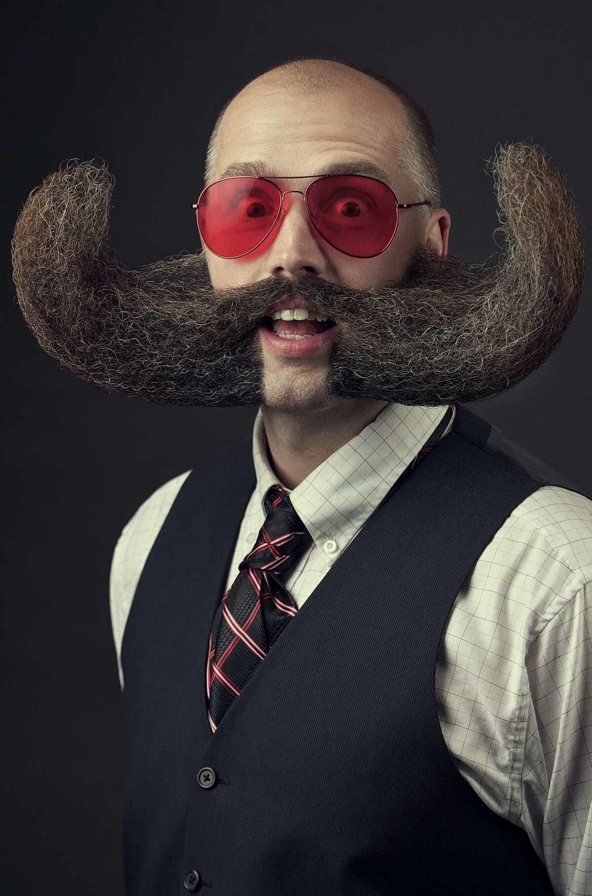The Just For Men World Beard and Moustache Championships crowned 18 title winners, highlighting the best and boldest examples of facial hair from across the globe on Saturday, October 25th, 2014 in Portland, OR.