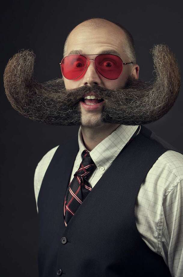 The Just For Men World Beard and Moustache Championships crowned 18 title winners, highlighting the best and boldest examples of facial hair from across the globe on Saturday, October 25th, 2014 in Portland, OR. Photo: Craig Mitchelldyer, AP Images / AP Images