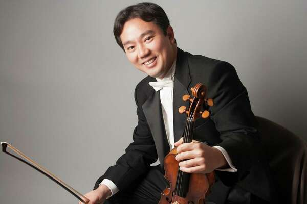 Houston Symphony concertmaster tries out for New York