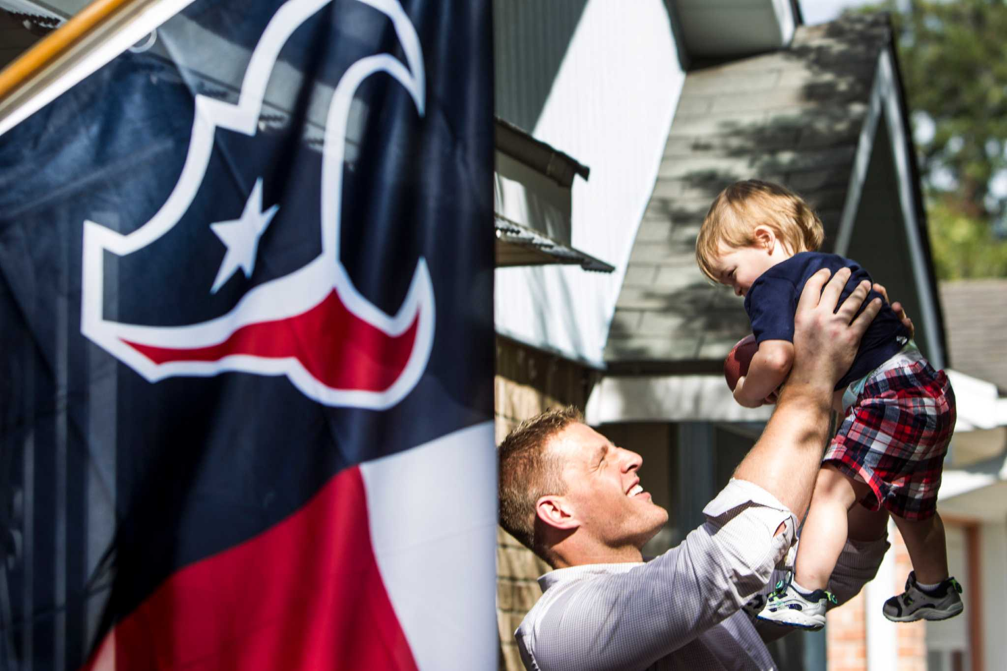 Jj watt on dancing fans and turning down a commercial houston jj watt on dancing fans and turning down a commercial houston chronicle kristyandbryce Image collections