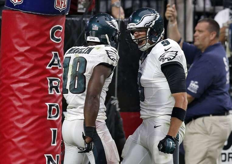 #6. Philadelphia Eagles (5-2)  Last week: #4   Quarterb