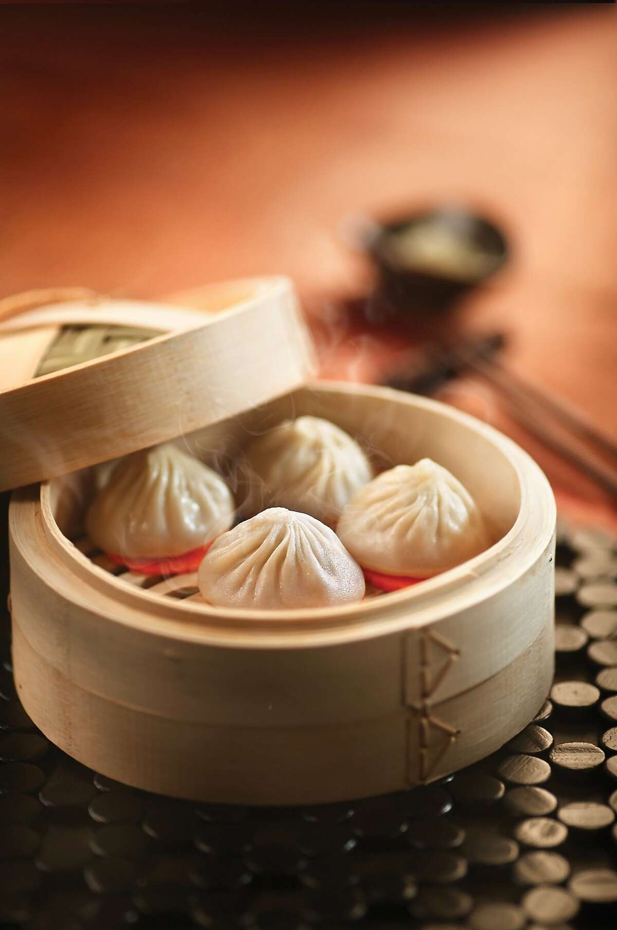 Crystal Jade's Xiao Long Bao