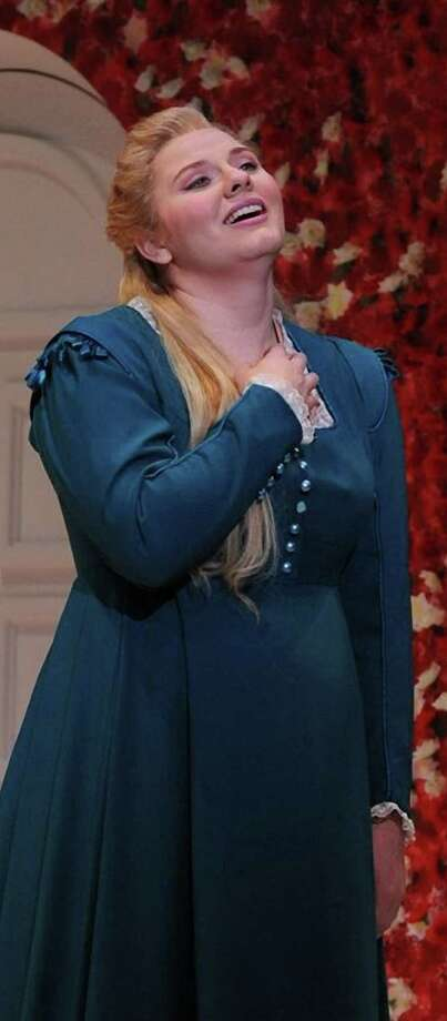 "Soprano Isabella Ivy will star in Opera San Jose's production of ""The Italian Girl in Algiers"" at the California Theatre. Photo: Pat Kirk / ONLINE_YES"