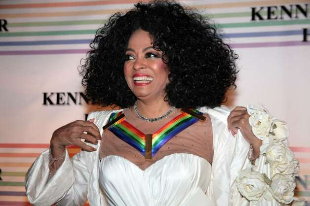 WASHINGTON - DECEMBER 2:  Honoree singer Diana Ross arrives at the 30th Annual Kennedy Center Honors December 2, 2007 in Washington, DC. (Photo by Nancy Ostertag/Getty Images) *** Local Caption *** Diana Ross Photo: Nancy Ostertag, Getty Images / 2007 Getty Images