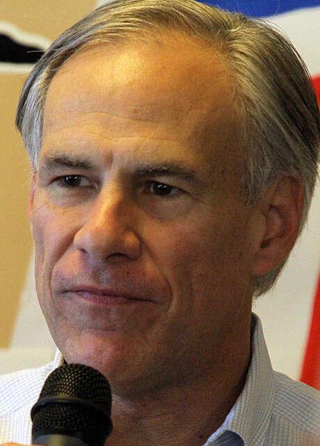 Republican gubernatorial candidate Greg Abbott's campaign has spent $47 million. / Times-Record News