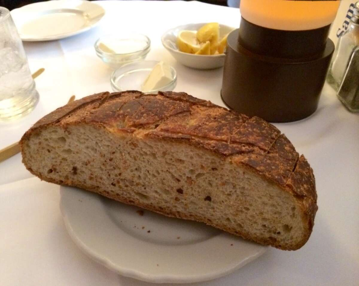 DON'T go straight for the sourdough from Boudin.