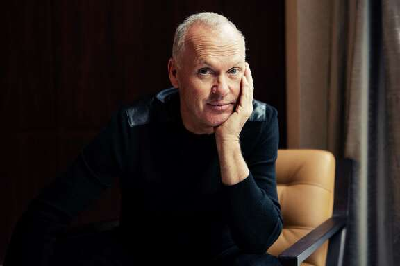 """Michael Keaton's character in """"Birdman"""" mirrors, in part, the actor's real-life experience playing Batman so many years ago."""