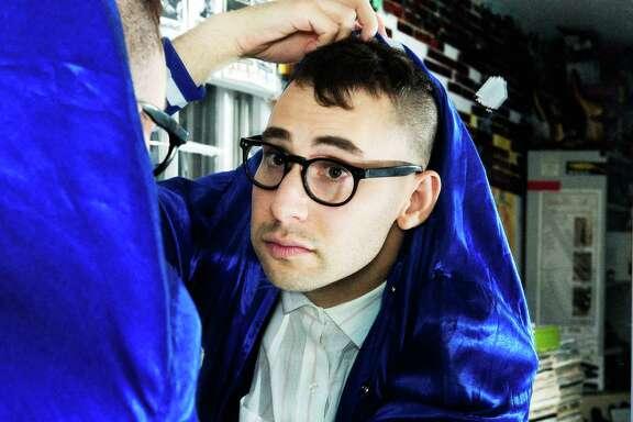 Grammy-winning artist and songwriter Jack Antonoff's new indie-pop project is called Bleachers.